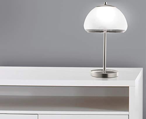 TRANGO Lampe de bureau LED Lampe de table Lampe de chevet \