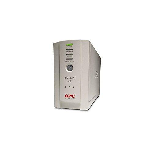 APC by Schneider Electric Back-Ups Cs 325Va 230V w/o Sw unterbrechungsfreie Notstromversorgung - Apc Home Office