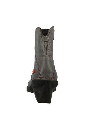 Grau Ankle Boot Stiefelette Art 0621 Leder Oteiza Grey qE6xYz