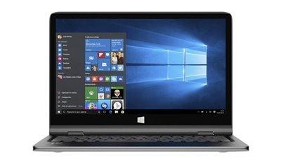 "Primux Ioxbook Tour 1301F - Ordenador portátil DE 13.3"" (Intel Celeron N3350, 4 GB de RAM, 32 GB de Memoria Interna, Intel HD Graphics 500, Windows 10 Home) Color Gris Grafito"