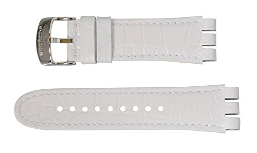 'Swatch IRONY The Chrono Arm Band Your Turn White ayos439
