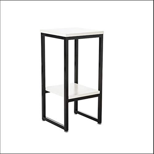 Y.YZUO Eisen-Blumenstand-Innenwohnzimmer-Bodenart mehrschichtiges Blumenregal-Topf-Gestell - blumenständer (Farbe : A, größe : 30 * 60cm)