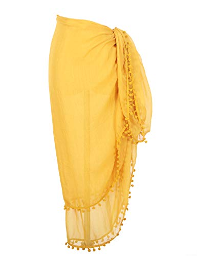Large Sarong Beach Cover Up Wrap...