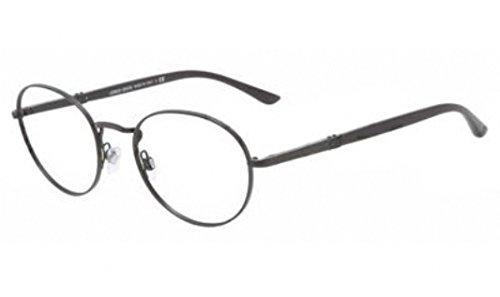 giorgio-armani-fr-mann-5002-matte-black-metallgestell-brillen-51mm