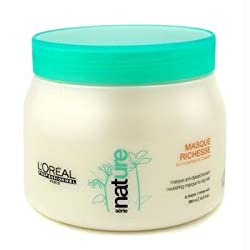 Loreal Serie Nature Nourishing Masque Oil Dry Hair 500ml