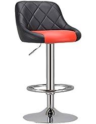 QINGPINGGUO QPG Barhocker Bartische und Stühle Continental Barhocker Lift Stühle Hohe Hocker Einfache Barhocker Sessellift (Farbe : A)
