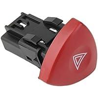 Emergenza pericolo lampeggiatore Spia Warnblinker Schalter Per Renault Laguna Master Trafic II Vauxhall 01-14