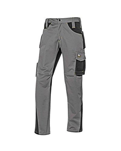 Pantalone da lavoro Fusion ardesia nero (56, ardesia nero)