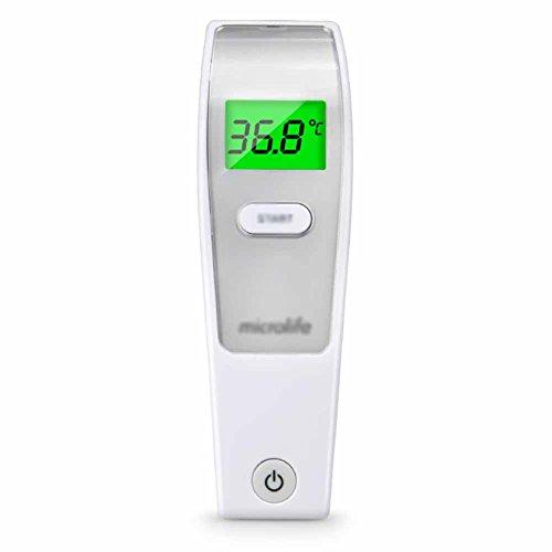 X&M Elektronische Thermometer Baby,Digitale Infrarot-thermomete non-contact-,Thermometer Für Baby Kind Erwachsene Durch Geeignet