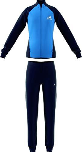 adidas Mädchen Active Trainingsanzug Legend Ink/Lucky Blue/White 152
