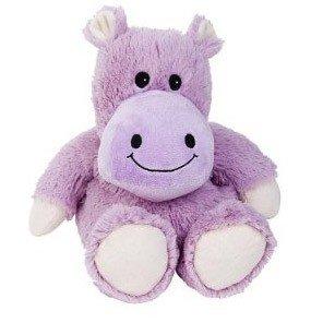 WAERME STOFFTIER Hippo Ellie lila 1 Stück