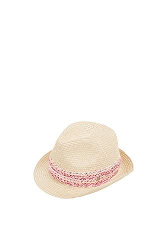 ESPRIT Accessoires Damen 049EA1P001 Sonnenhut, Rosa (Pink 670), Medium (Herstellergröße: M)