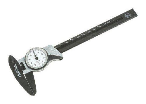 Wiha Uhrmessschieber dialMax, Ablesung 0,1 mm (411 210 2) 150 mm