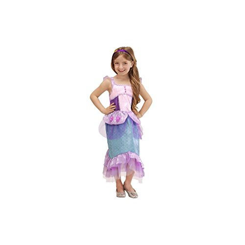 Imagen de jason palter  disfraz de sirenita infantil talla 1 2 años