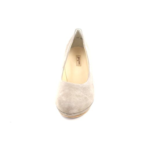 Paul Green Damen SZ Met Champagne Pumps Mehrfarbig