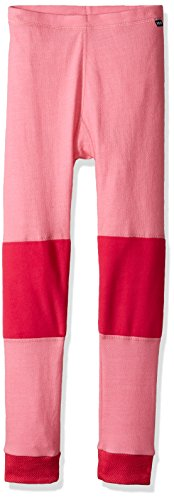 Helly Hansen Kid 's Lifa Merino Baselayer Hose 36 Pink Carnation (2-layer-merino-wolle-hose)