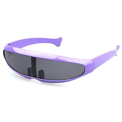 YouYou-YC Radfahren Brille Farbe polarisiert winddicht Anti-UV-Vibration der gleichen Absatz Kinder Persönlichkeit Brille Großhandel Spielzeug Outdoor-Sport eine Linse Sonnenbrille winddicht Fahrrad f