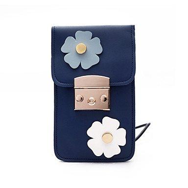 Frauen Mode klassische Crossbody-Tasche Blue