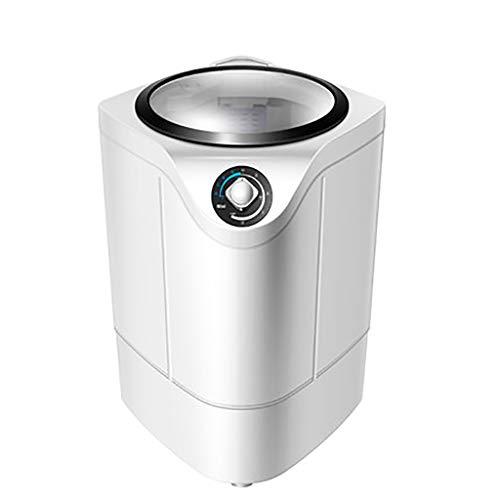 Tragbare Mini-Waschmaschine, Haushalt Halbautomatisch, Leichte Kleine Waschanlage, FüR Wohnmobil-Wohnheim Schlafsaal College