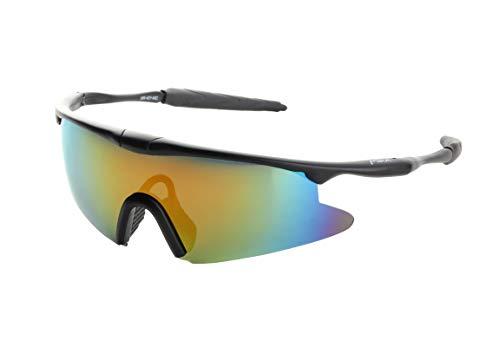 Mira - Energy MC - Polarisierte Sportbrille - UV400 Sonnenbrille - Unisex für Damen und Herren - Robust, langlebig, leicht und kratzfest