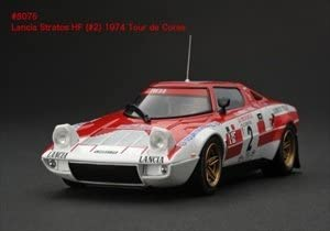 Lancia Stratos HF 2 Winner Tour De Corse 1974 1:43 Model 8075 | 2019
