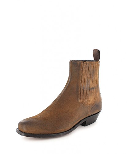 Tony Mora  621, bottes chelsea mixte adulte Marron - Tabaco
