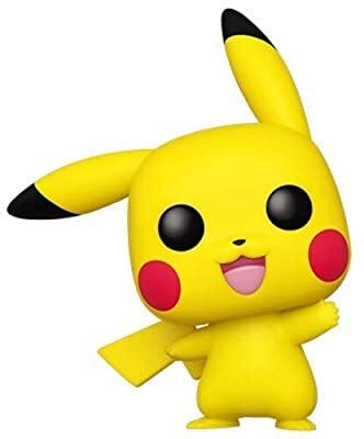 Funko Pop! Pokemon - Pikachu (Waving) Vinyl Figure de Funko