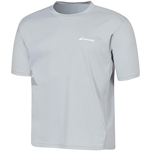 Babolat Herren Match Core Flag T-Shirt Men Oberbekleidung, Grau, M Preisvergleich