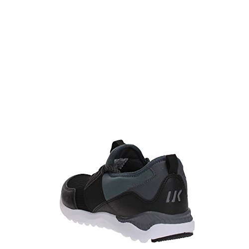 Lumberjack SM30305 002 M17 Sneakers Uomo Black/Dk Grey