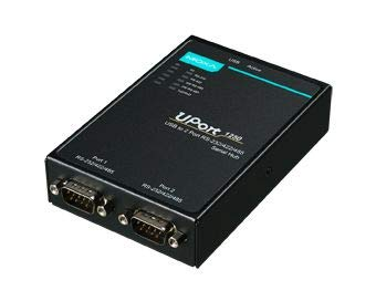 Rs 422-hub ((DMC Taiwan) 2 Port USB-to-Serial Hub, RS-232/422/485)
