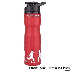 Strauss Stainless-Steel Water Bottle, 750ml