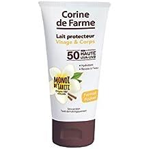 Corine de Farme leche Protector formato Pocket SPF50 Cara/cuerpo ...