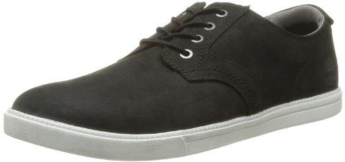 Kleinen Schwarzen Granit Top (Timberland Newmarket FTB_EK Fulk LP Ox, Herren Sneakers, Schwarz (BLACK), 41 EU (7 Herren UK))