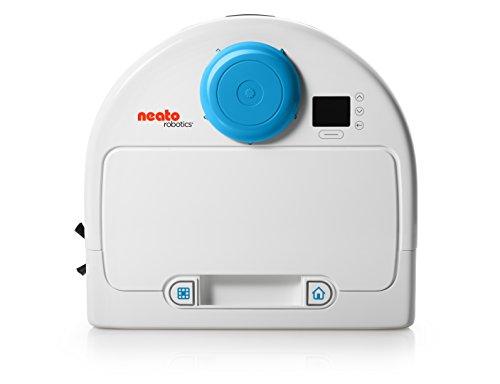 Neato Robotics 945-0110 Botvac 85 Robot Aspirapolvere, Bianco/Azzurro