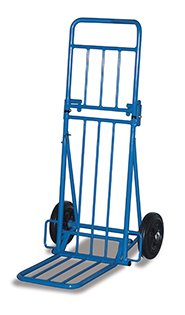 VARIOfit Paquet Roller, 2 voies pliable, pneus en caoutchouc, 100 kg