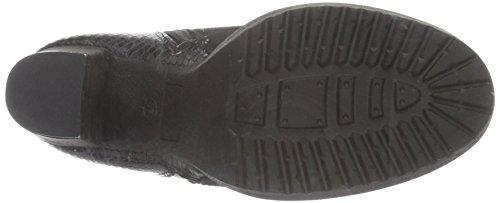 HIS 46005, Bottes Classiques femme Noir - Noir