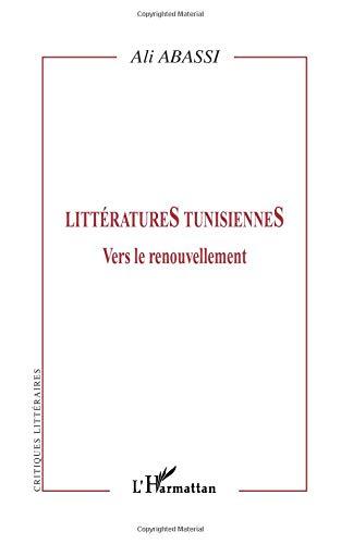 Littératures tunisiennes : Vers le renouvellement