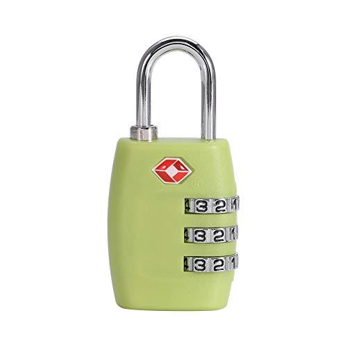 Humorvoll Master Lock Tsa Gepäck Strap Locks Digit Kunststoff Legierung Passwort Zoll Gepäck Vorhängeschlösser Kombination Koffer Padlock Reisen Haspen & Schlösser Heimwerker