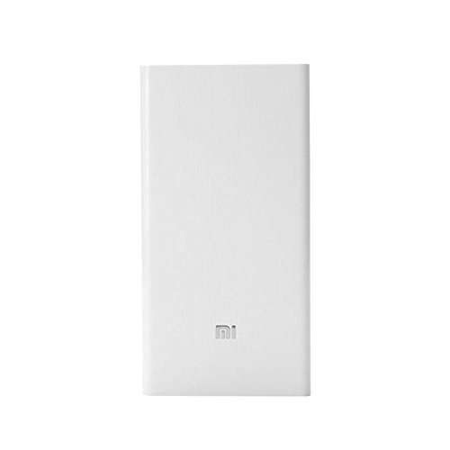Xiaomi Power Bank 2 We 2C - Portable battery - Fast charge 3.0 - Dual USB - 20.000mAh - White