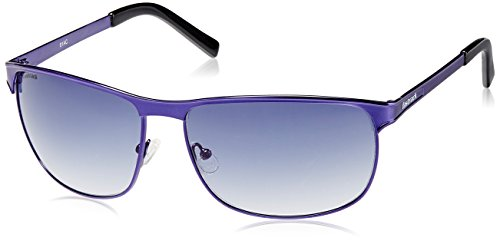 Fastrack Springers Rectangular Sunglasses (Purple) (M136BU2)