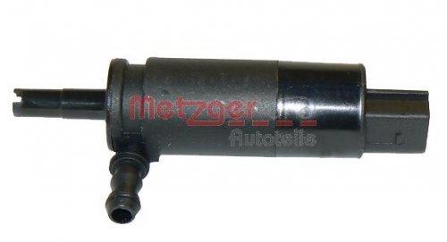 Metzger 2220023 Bomba de agua de lavado, lavado de faros