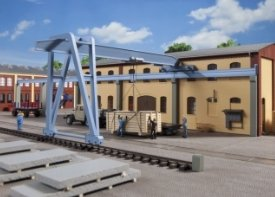 Auhagen - Estación ferroviaria para modelismo ferroviario (11437)