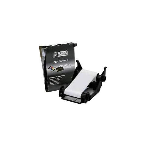 Zebra 800011-109 cartuccia d'inchiostro Bianco