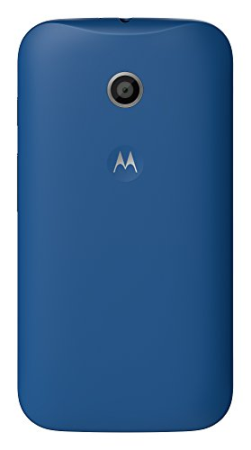 Motorola Schutzhülle für Moto E Royalblau Motorola Battery Door