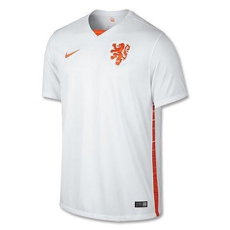 Nike Niederlande Trikot Away Stadium Herren S - 40/42 (Nike Dri-fit-pull)