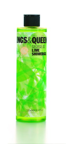 Kings & Queens - Gel Douche Citron Vert - Georges III