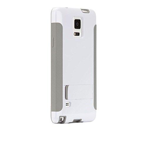 Case-Mate CM031813 Pop Schutzhülle für Samsung Galaxy Note 4 weiß/grau Case-mate Pop Case