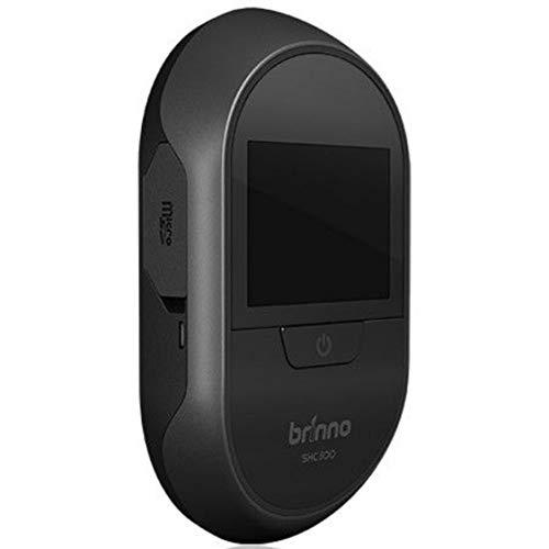 """Brinno SHC 500 Mirilla electrónica con pantalla LCD de 2.7"""", toma de fotografías, soporta SD de 8 Gb clase 10"""