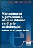 Management e governance nelle residenze sanitarie assistenziali