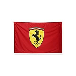 Ferrari Flagge Fahne Scuderia Ferrari Flagge Fahne 120x90cm
